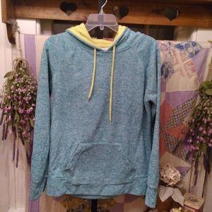 J America Two tone Activewear hoodie